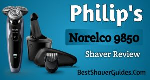 Philips Norelco 9850 Shaver Review